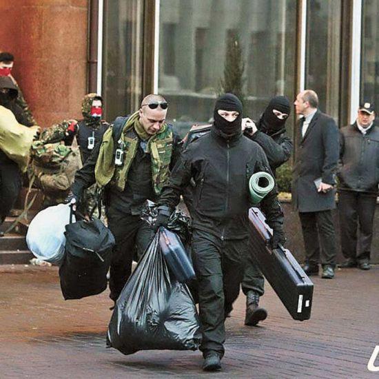 Пашинский и Парасюк причастны к убийствам на майдане