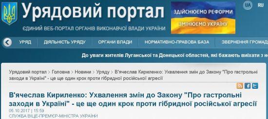 Украинские националисты учредили языковую полицию