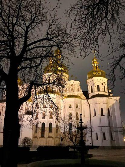Храма Преображения Господня, Киев