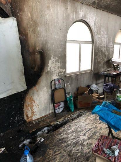 На Украине продолжаются антиправославные акции бандеровцев. На сайте УПЦ появилось сообщение об очередном поджоге храма