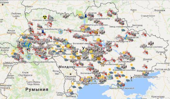 Промышленный сепаратизм Западной Украины