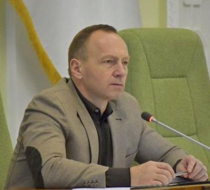 Черниговский градоначальник Владислав Атрошенко