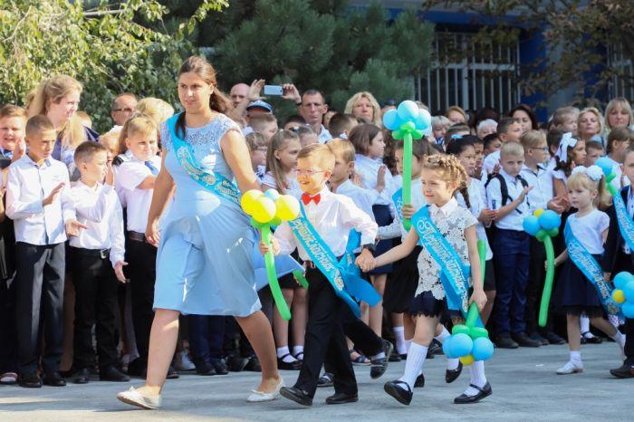 90% одесситов выбирают украинский язык обучения для своих детей