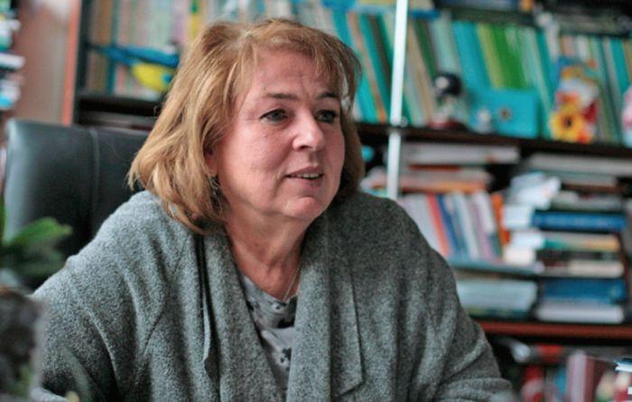Директор Института демографии и социальных исследований Элла Либанова