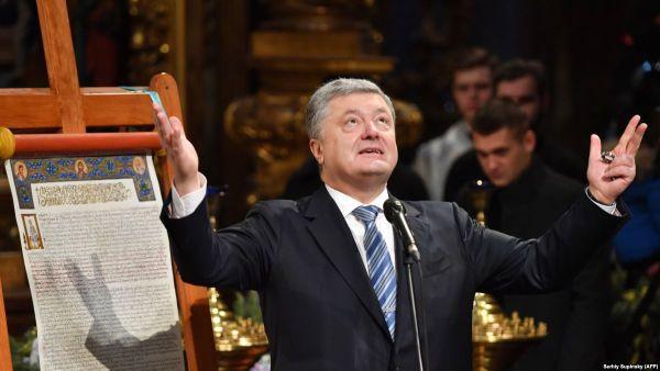Пётр Порошенко для Церкви Украины – это и пролитая кровь православных