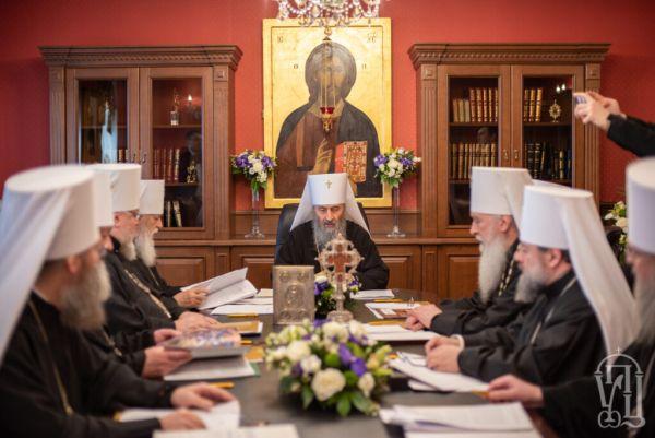 Синод Украинской православной церкви (МП)