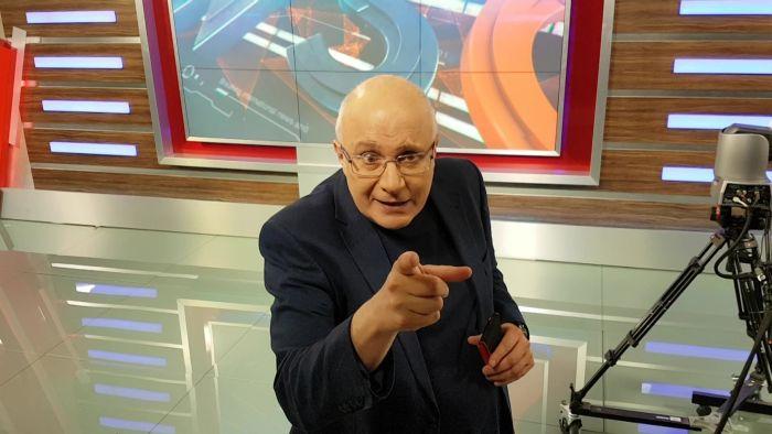Матвей Ганапольский хамит в ответ на «неправильные» вопросы телезрителей