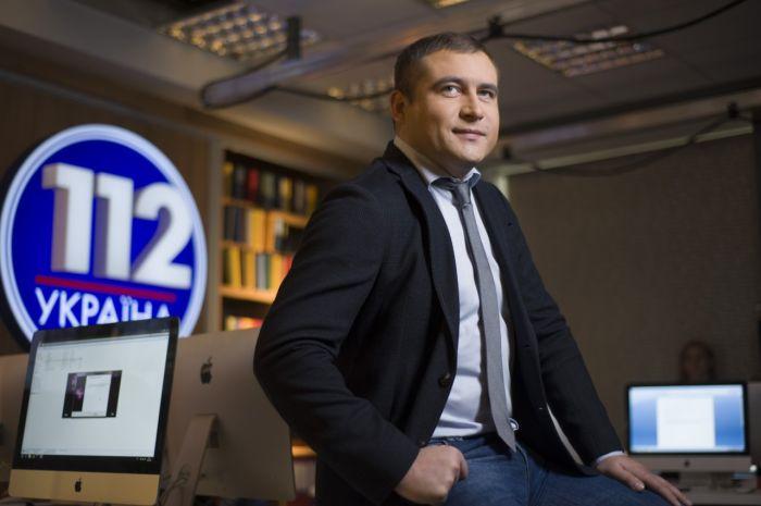 Репортёр «112 Украина» Павел Кужеев спросил Владимира Зеленского о причинах нападок на телеканал