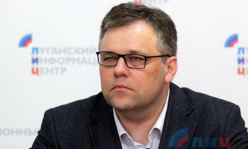 Представитель ЛНР в политической подгруппе ТКГ на переговорах в Минске Родион Мирошник: «Бессмертный предлагает средневековые методы борьбы с инакомыслящими»