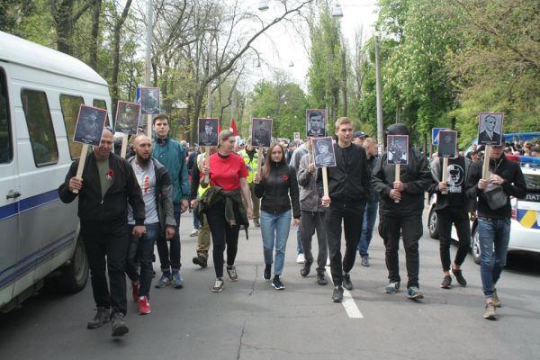 Маргиналы отметились в Одессе