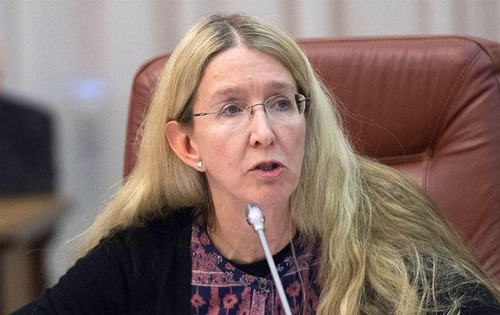 Супрун продолжает давать украинцам ценные советы на фоне всё большей недоступности медицины