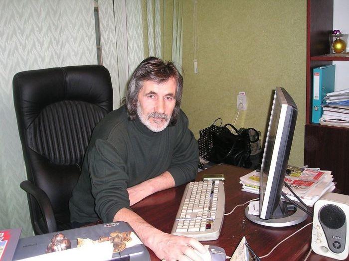 Похищенный СБУ и «чёрными человечками» в Мариуполе  журналист Сергей Долгов