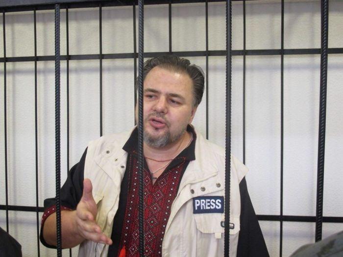 Журналист Руслан Коцаба провёл за решёткой 524 дня