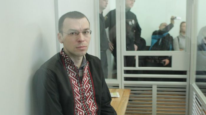 Василия Муравицкого судят за свободу слова