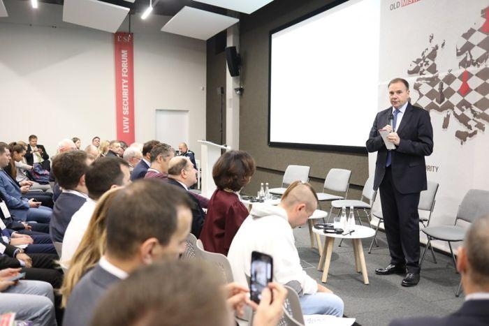 Бен Ходжес – «крёстный отец» Львовского форума по безопасности (LSF)