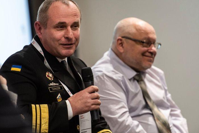 Вице-адмирал Тарасов стращал Турцию, Румынию и Болгарию «российской угрозой» в Чёрном море