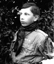 Пластун Степан Бандера