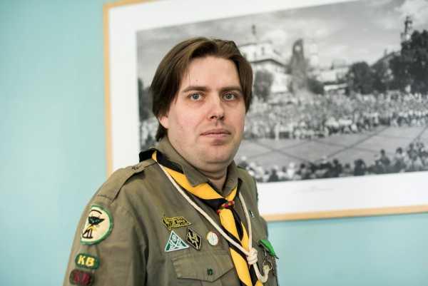 Главой Краевой пластовой старшины Украины сейчас является Станислав Андрейчук