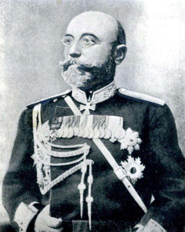 Николай Гродеков