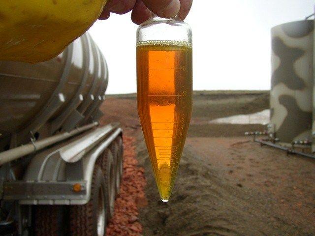 North Dakota Crude по своим свойствам напоминает газовый конденсат, utterpower.com