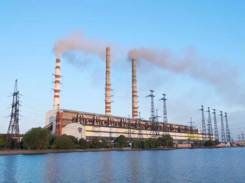 Сердце Бурштынского энергоострова Ахметова – Бурштынская ТЭС