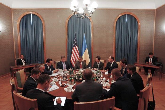 США, Польша и Украина подписали меморандум о поставках американского СПГ