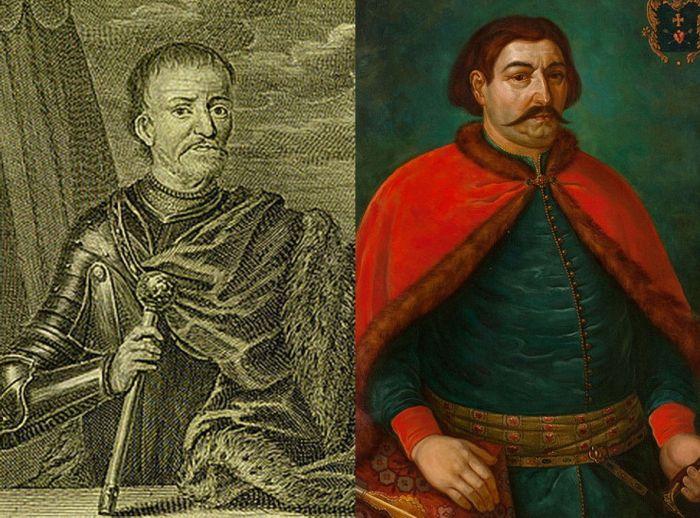 Иван Мазепа и Павел Полуботок – самые известные гетманы-стяжатели.