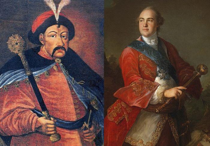 Богдан Хмельницкий и Кирилл Разумовский: первый и последний малороссийский гетман.