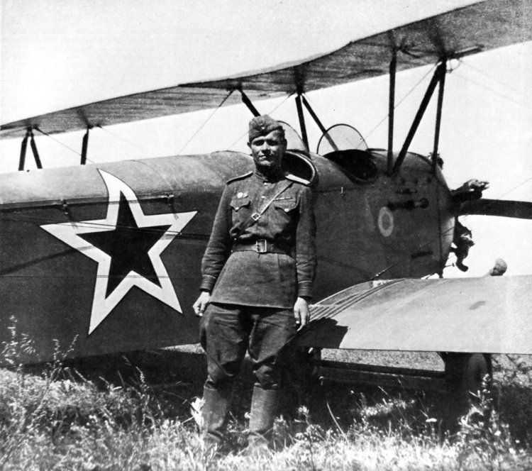 Гвардии лейтенант Герой Советского Союза Василий Кизь