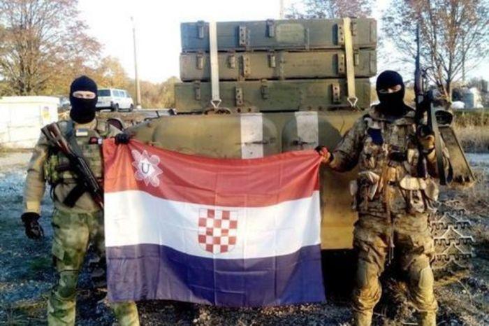 Хорваты в батальоне «Азов»