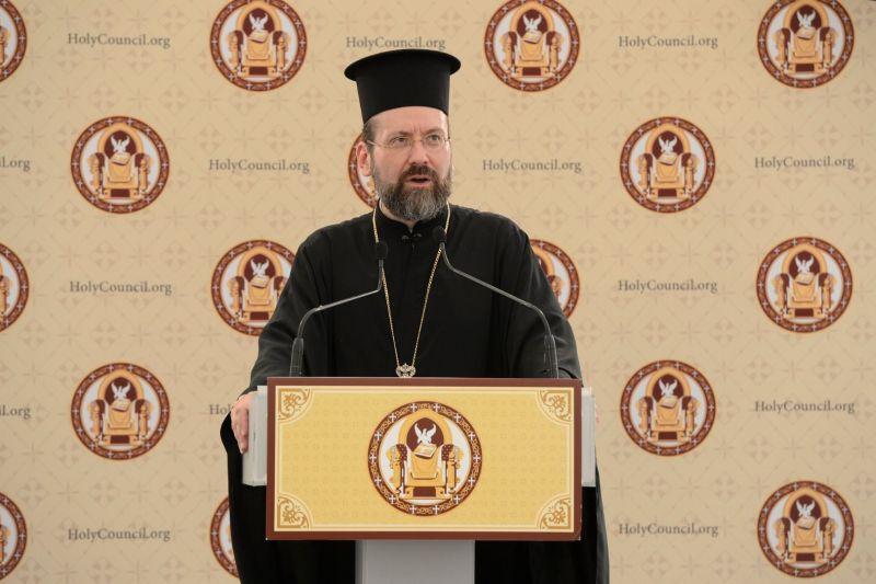 Один из «отцов-основателей» ПЦУ архиепископ Иов (Геча)