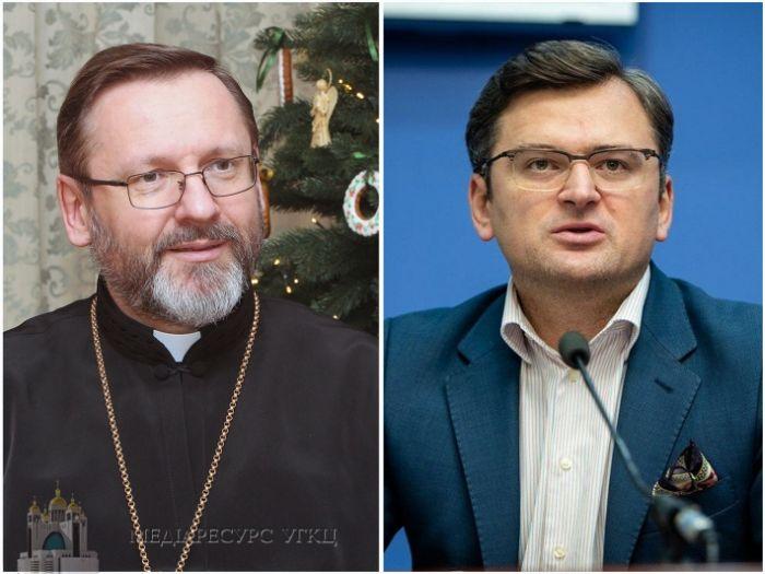 Украинский МИД лоббирует интересы УГКЦ