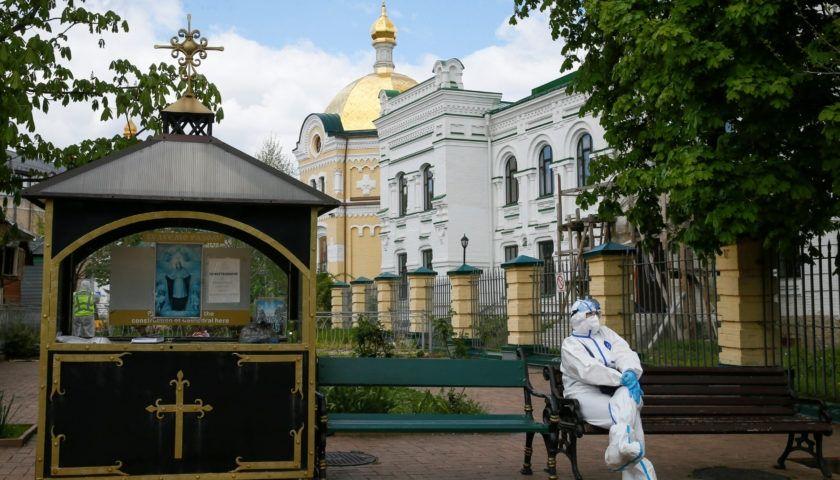 Националисты требуют отобрать Киево-Печерскую Лавру у УПЦ МП якобы за нарушение карантина