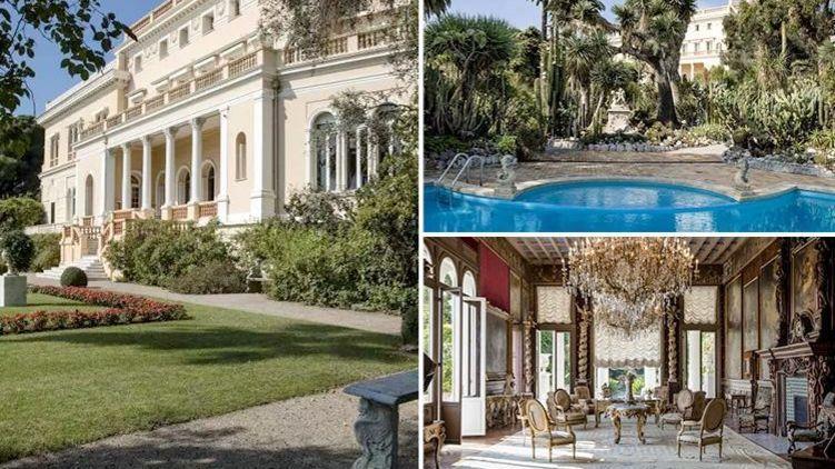 Вилла Les Cèdres на курорте Сен-Жан-Кап-Ферра считается самой дорогой жилой недвижимостью мира. Именно её и прикупил украинский олигарх.