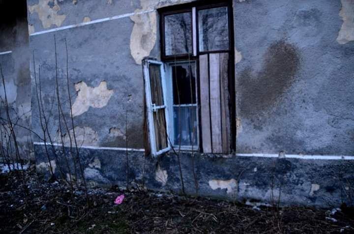 Разваливающаяся районная больница на Тернопольщине