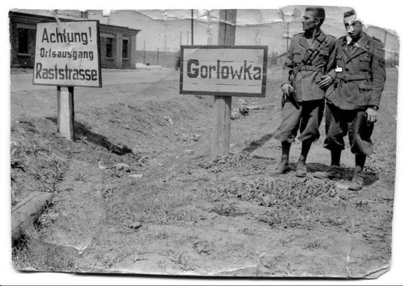 Итальянцы на Донбассе, 1942