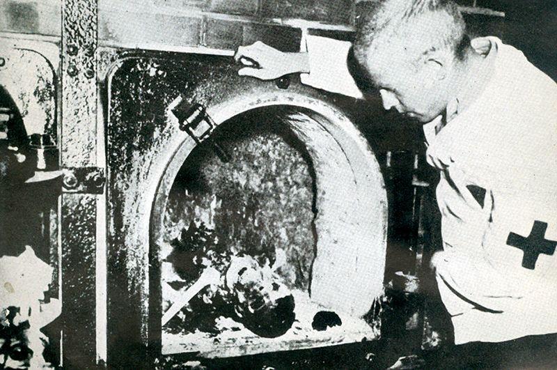 Крематорий концлагеря Бухенвальд