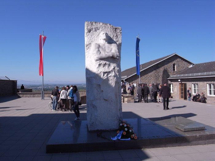 Памятник Д.М. Карбышеву в Маутхаузене