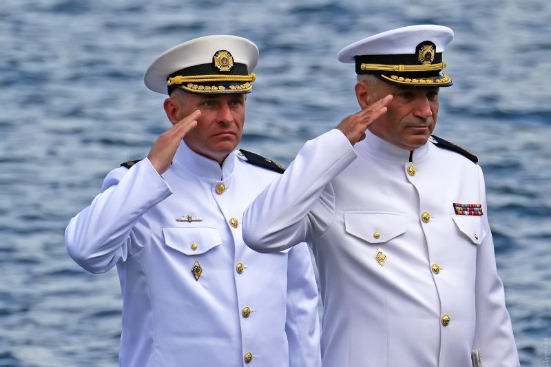 Флотоводцы Тарасов и Воронченко не допустят российских десантов и освободят Крым и Азовское море