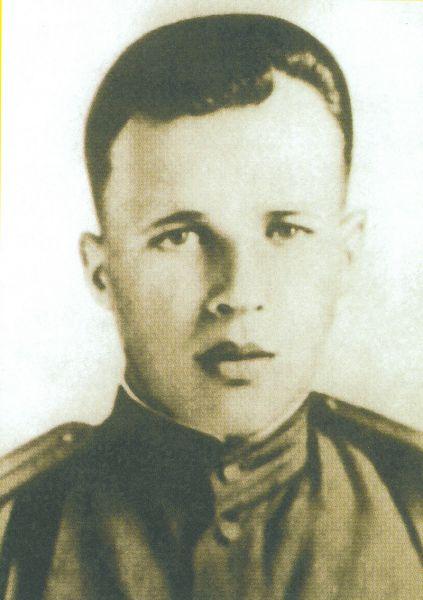 Герой Советского Союза Иван Безносков