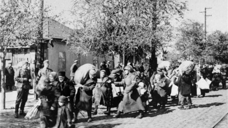 Последний путь евреев Кривого Рога