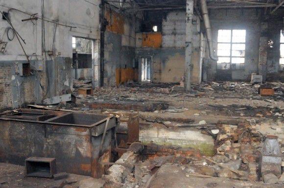 Завод ЛАЗ в самостийной Украине сегодня