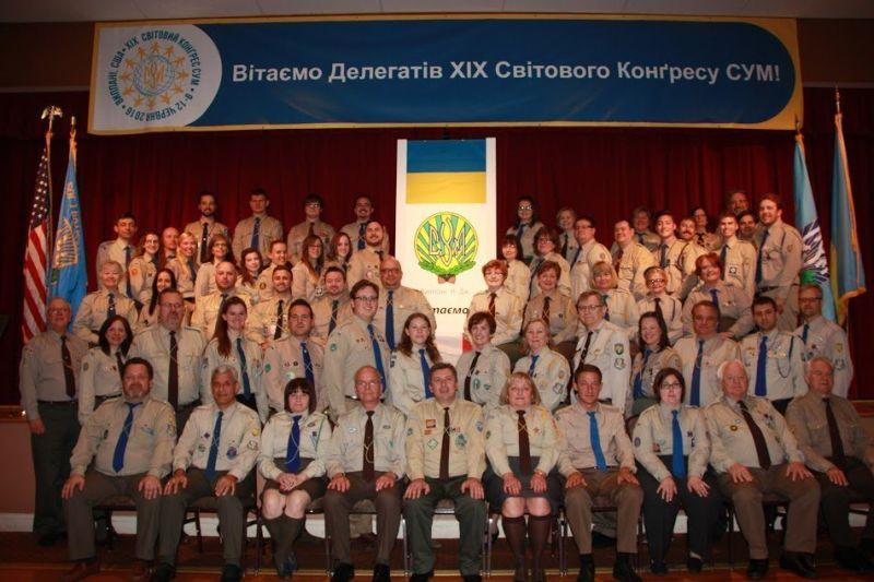 Конгресс Союза Украинской Молодёжи