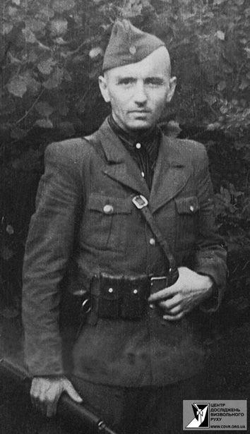Последний командующий УПА Василий Кук