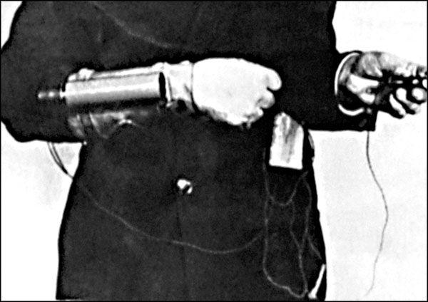 Реактивный гранатомёт «Панцеркнакке»