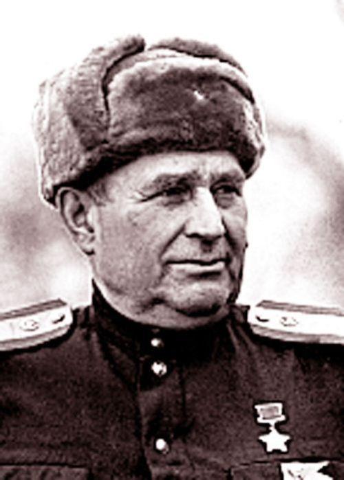 Старшина Владимир Майборский