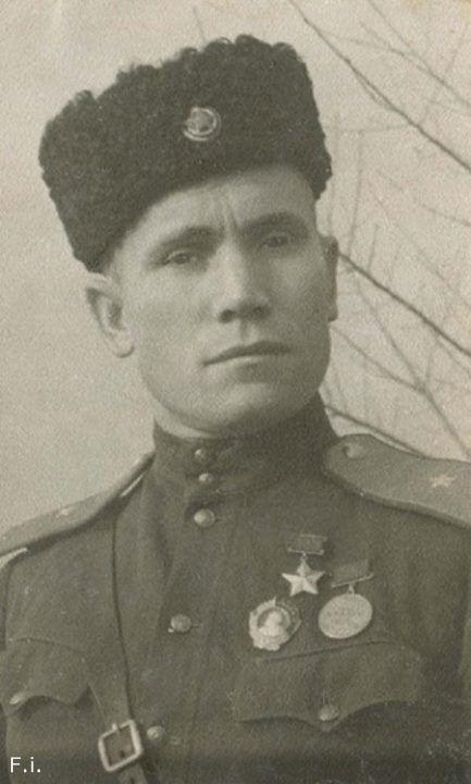 Генерал-майор Наумов Михаил Иванович