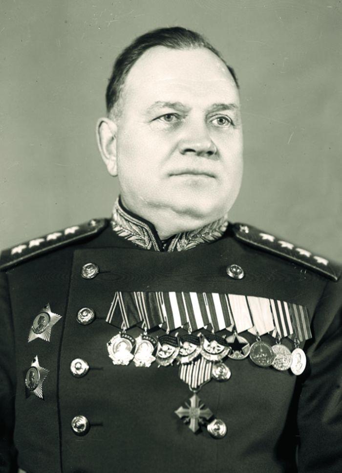 Андрей Васильевич Хрулёв – начальник Тыла Красной Армии в годы Великой Отечественной войны