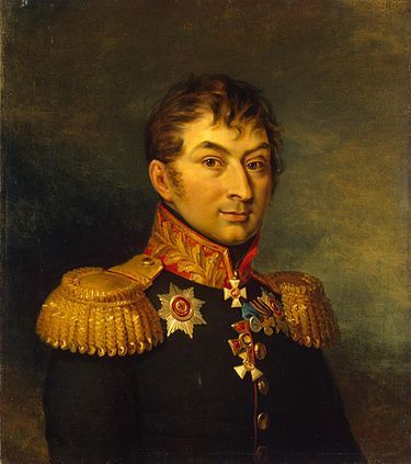 Генерал-лейтенант Иван Панчулидзев