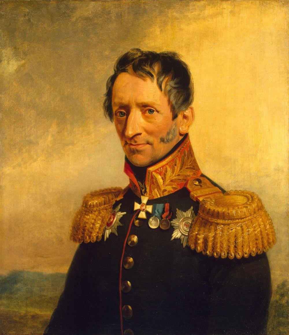Генерал-лейтенант Карл Сиверс